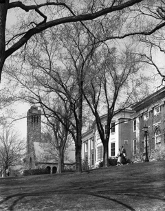 Eaton Library & Goddard Chapel